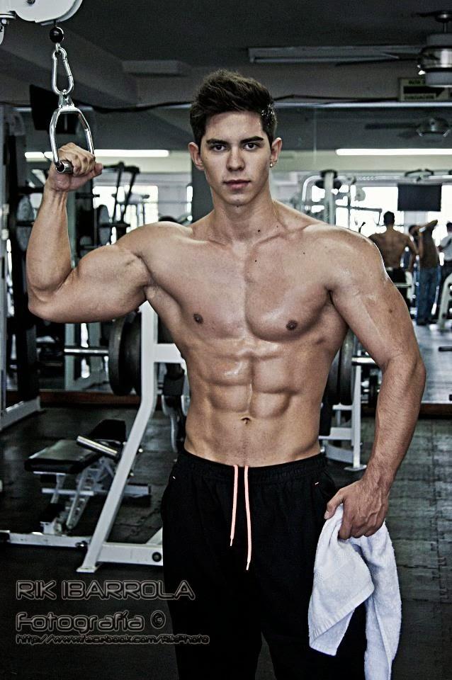 Gu a b sica para iniciar en el gimnasio for Ver gimnasio