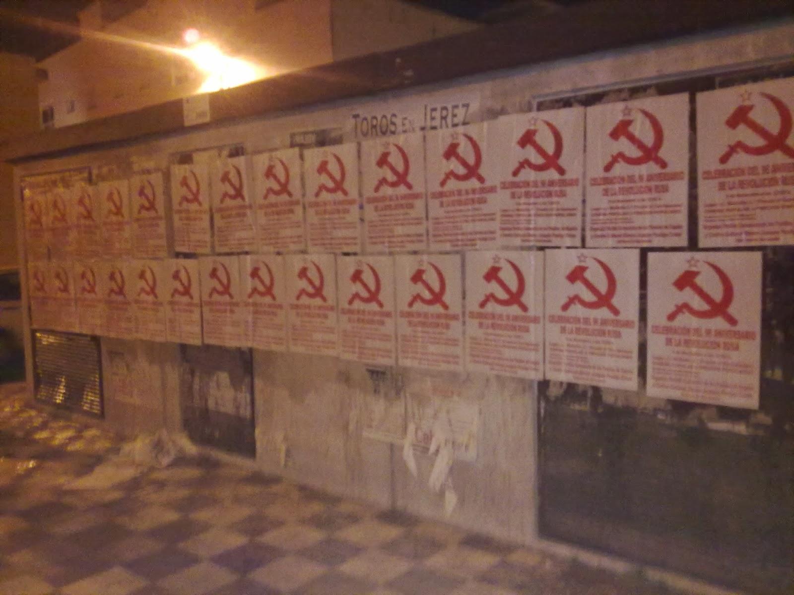 [PCPE] Celebración del 96 aniversario de la revolución soviética, 051120133159
