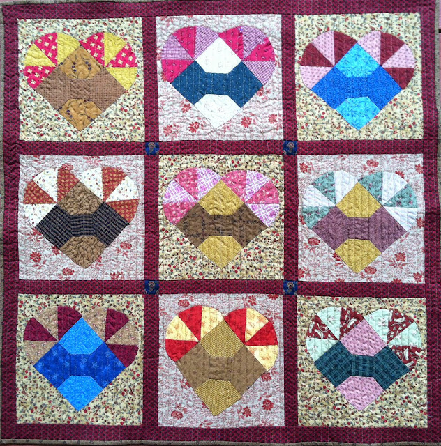 Quilt Guild Exchange Ideas : Deb Rowden s Thrift Shop Quilts: May 2015