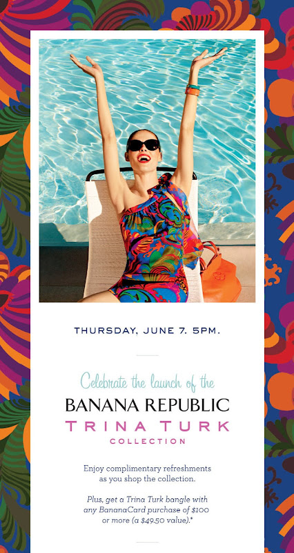Banana Republic/Trina Turk Collection
