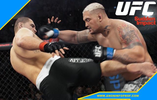 UFC: Sudden Impact الرائعة 61+NLPjmOML._AC_SL12