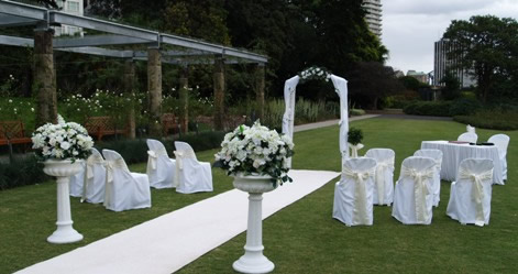 Wedding Decorations Outside