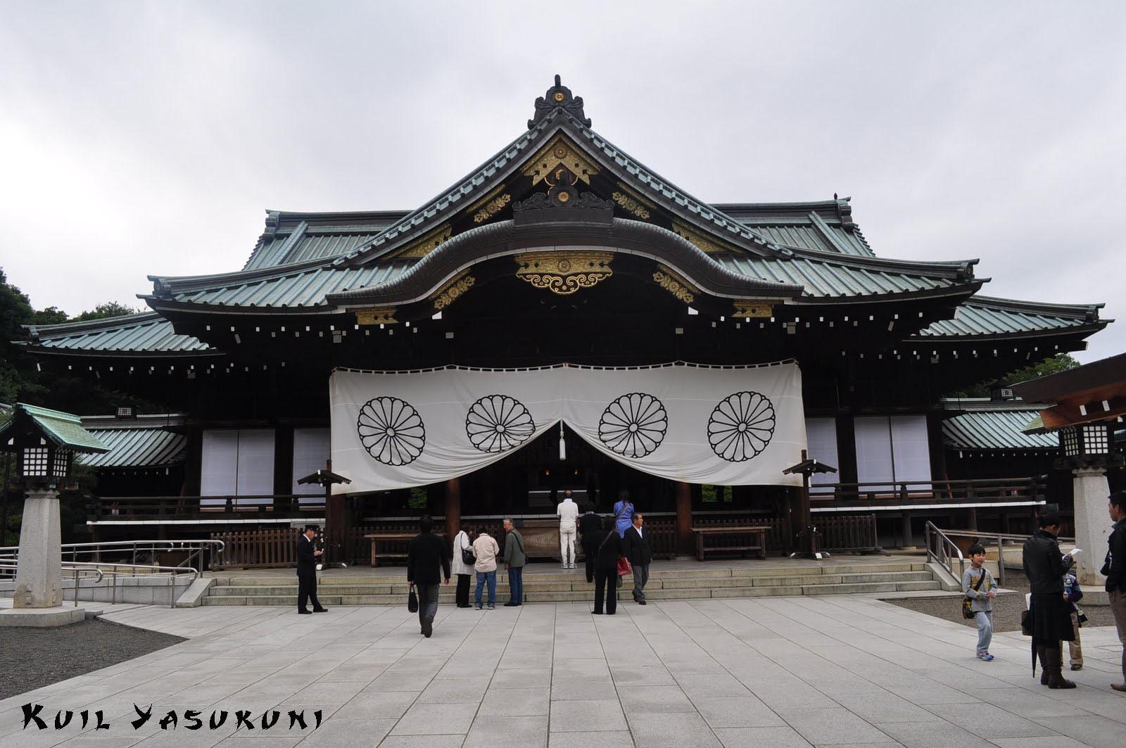 Kuil Yasukuni