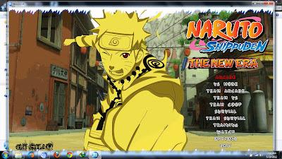 Free Game Naruto Mugen New Era 2012 Full