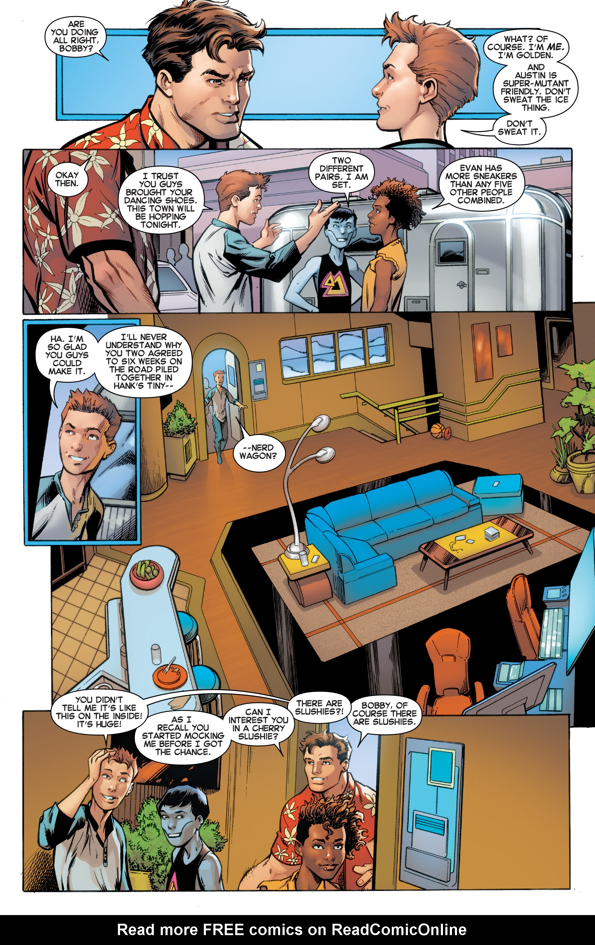All-New X-Men (2016) Issue #1 #2 - English 14