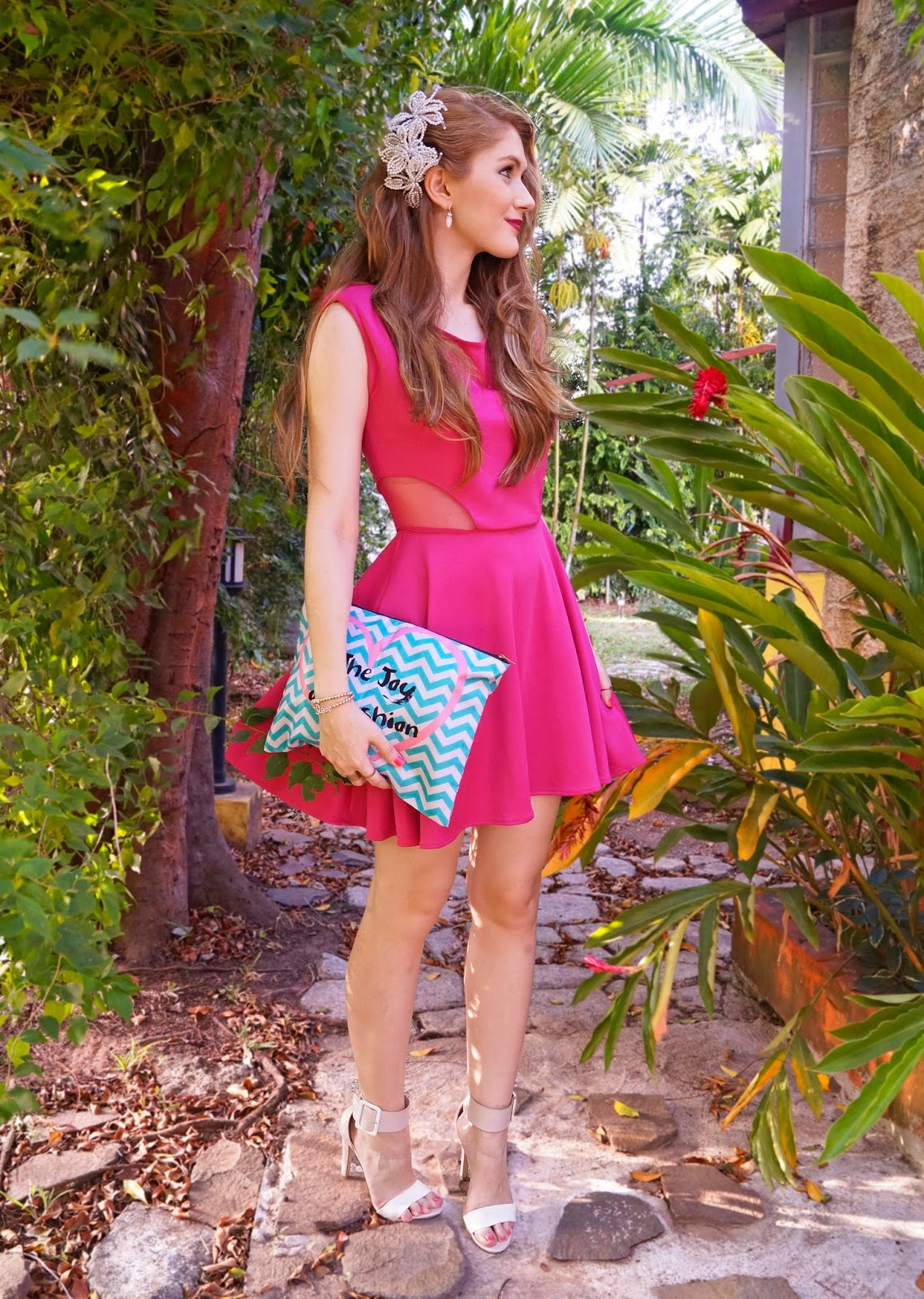 Girly Spring Outfit