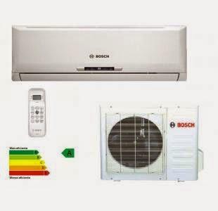 servicio técnico oficial aire acondicionado Bosch Madrid