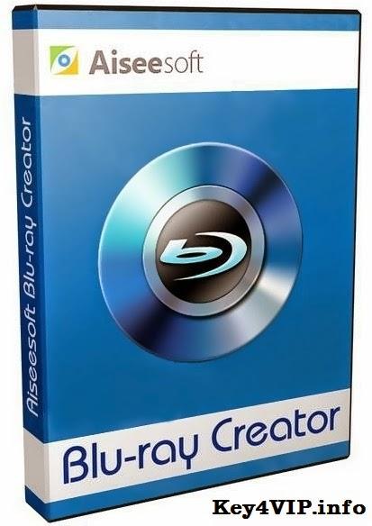 Aiseesoft Blu-ray Creator 1.0.16 Full,Phần mềm ghi đĩa Blu-ray chuyên nghiệp
