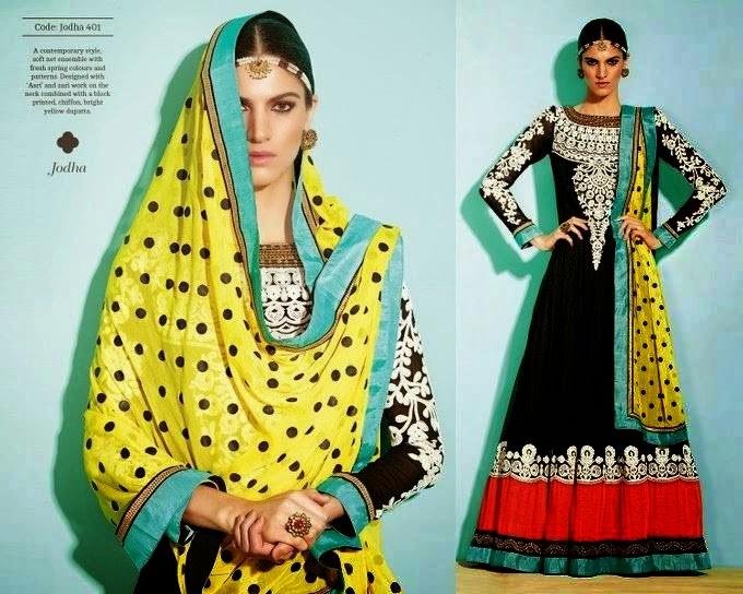 Season's Special Indian Saree Designs 2014-2015