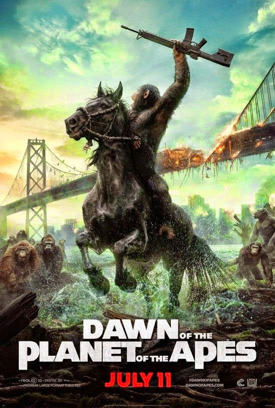 Dawn Of The Planet Of The Apes 2014 HDRIP tainies online oipeirates