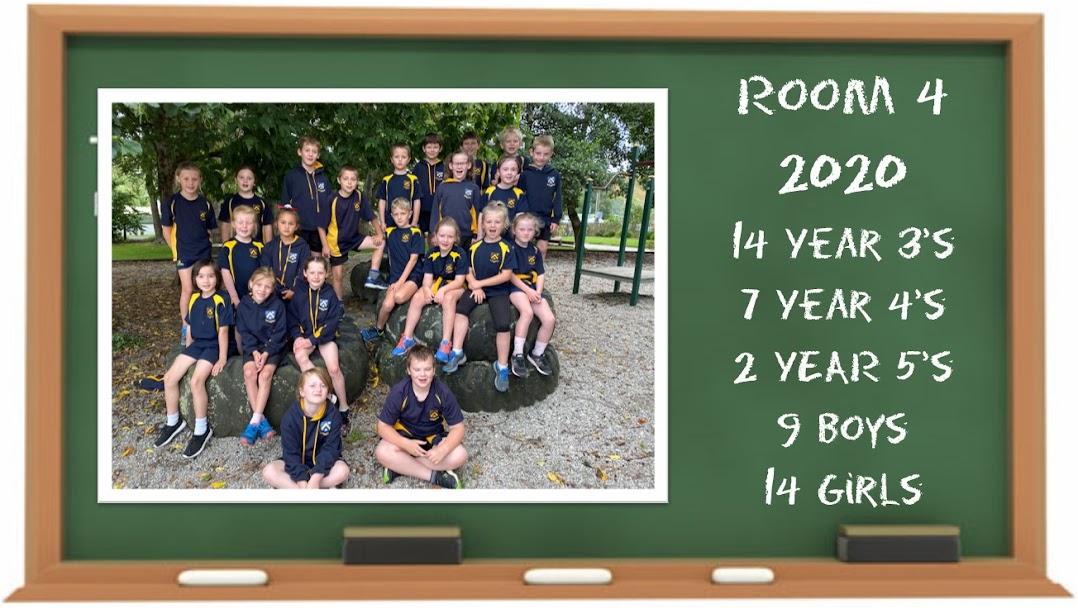 Room 4 Lawrence Area School