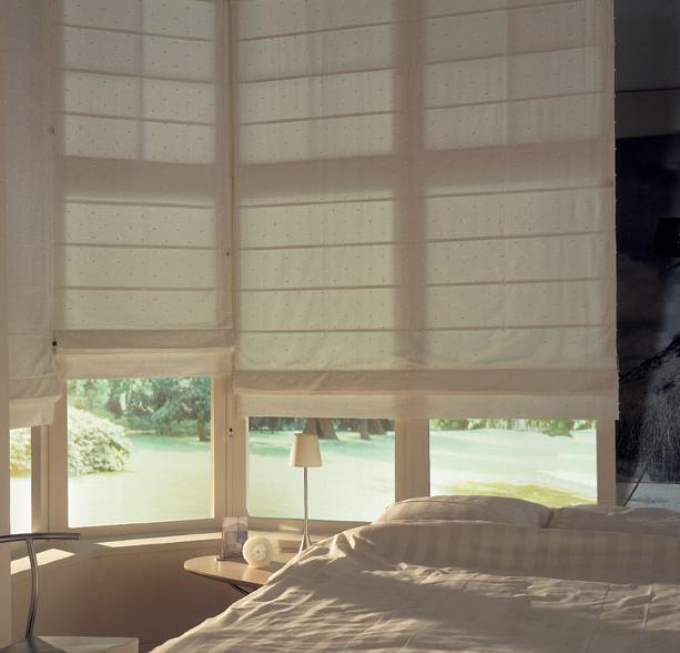 Estores cortinas modernas para tus ventanas cocinas - Estores de varillas ...
