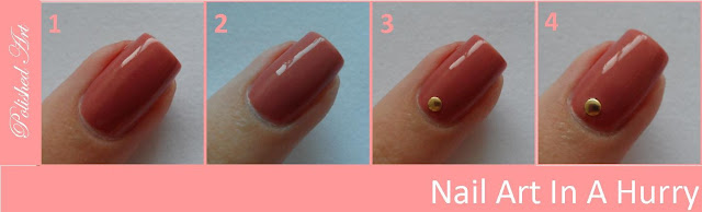 Nail-Art-in-a-Hurry-3-Studded-Manicure-step-by-step-tutorial