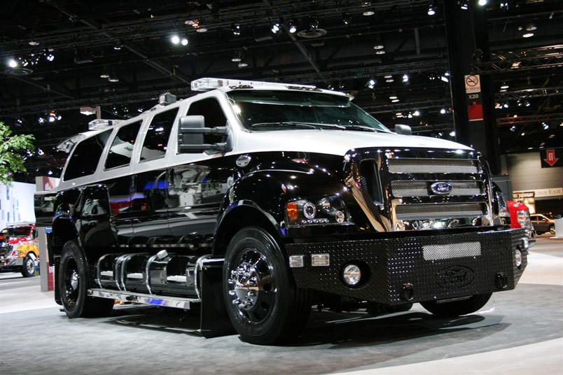 Ford F 650 Super Truck XUV
