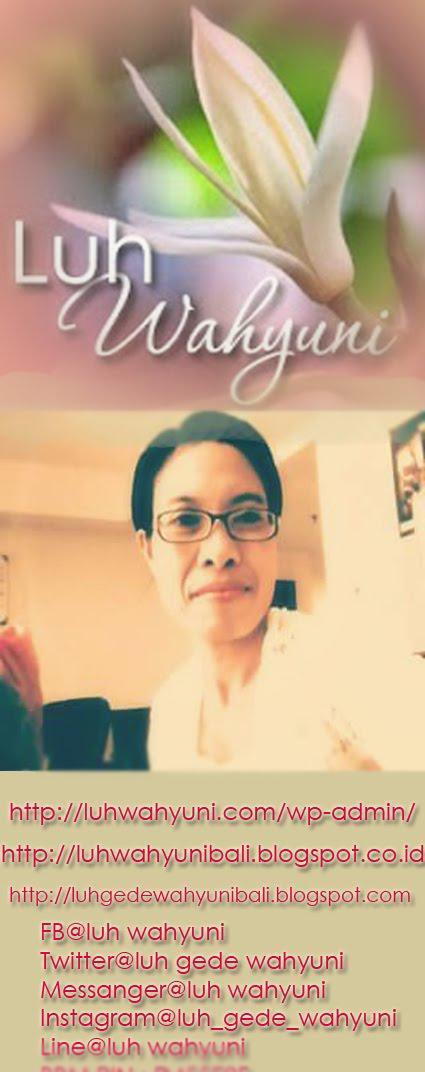 Luh wahyuni.com