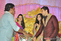 Celebraties at Actor Bharat n Jessy Wedding Reception Photos+%2528141%2529 Actor Bharath n Jessy Wedding Photos