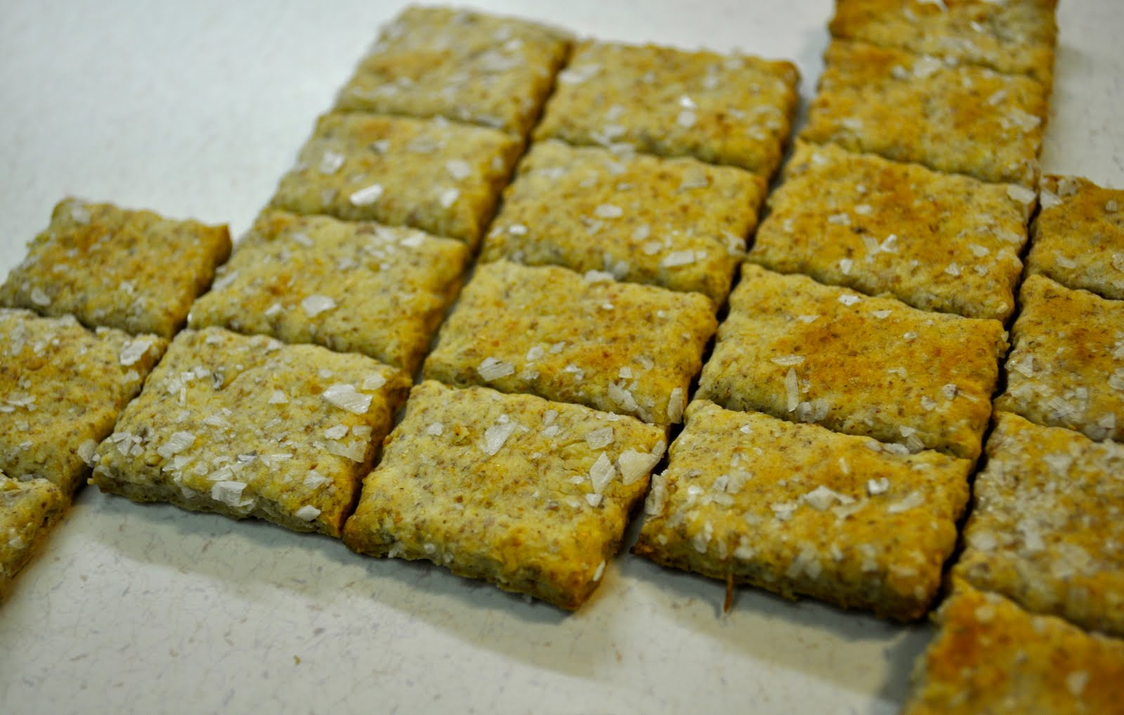 Oatmeal Crackers