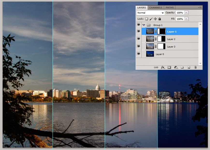 Using Layers to Create Composition Image | Boost Your Photography
