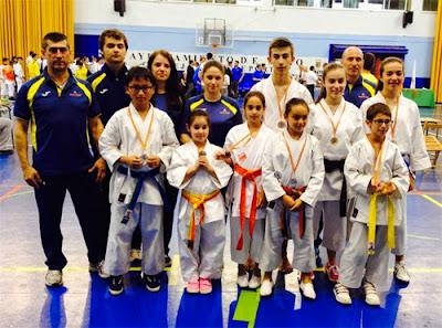 Karate Aranjuez Katas Pinto