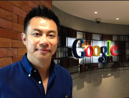 Country Head Google Indonesia Rudy Ramawy