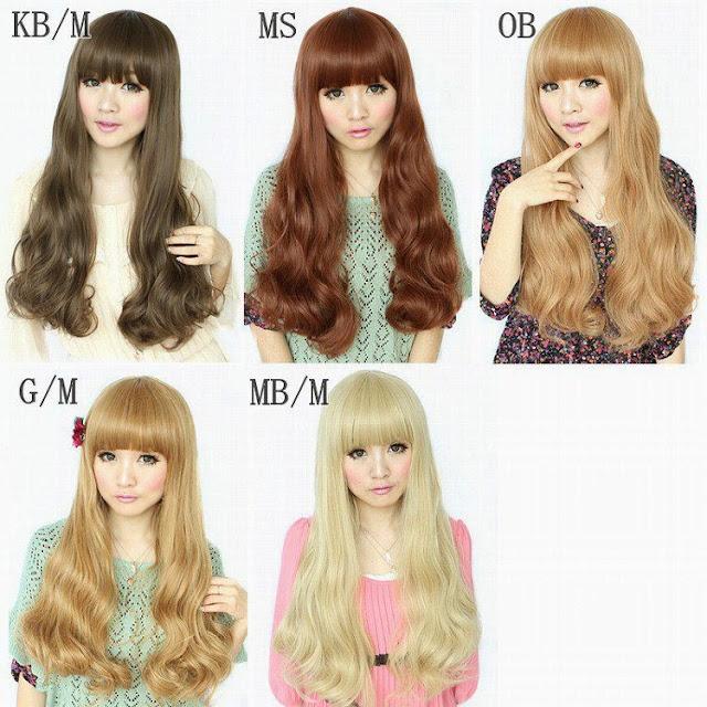 Brightlele Platinum Blonde Wig