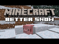 [Mods] Minecraft Better Snow Mod 1.6.4/1.6.2/1.5.2
