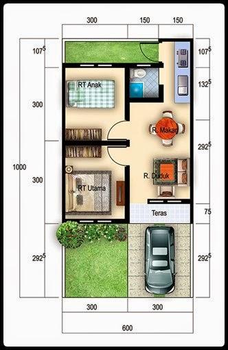 Model Rumah Minimalis Type 36 Terbaru 2014 | Desainer Rumah