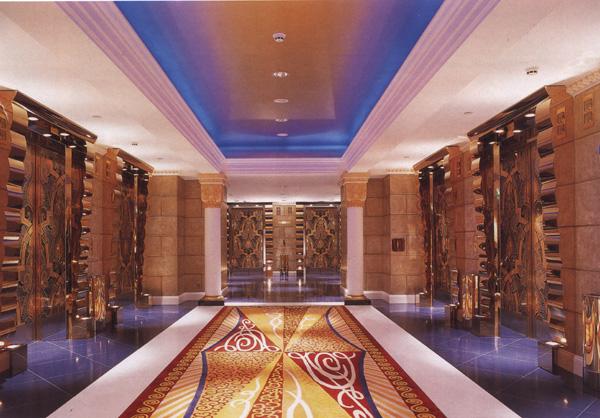 Burj al arab dubai the tourism guide for Most expensive hotel rooms in dubai