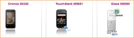 Handphone Nexian Terbaru 2012