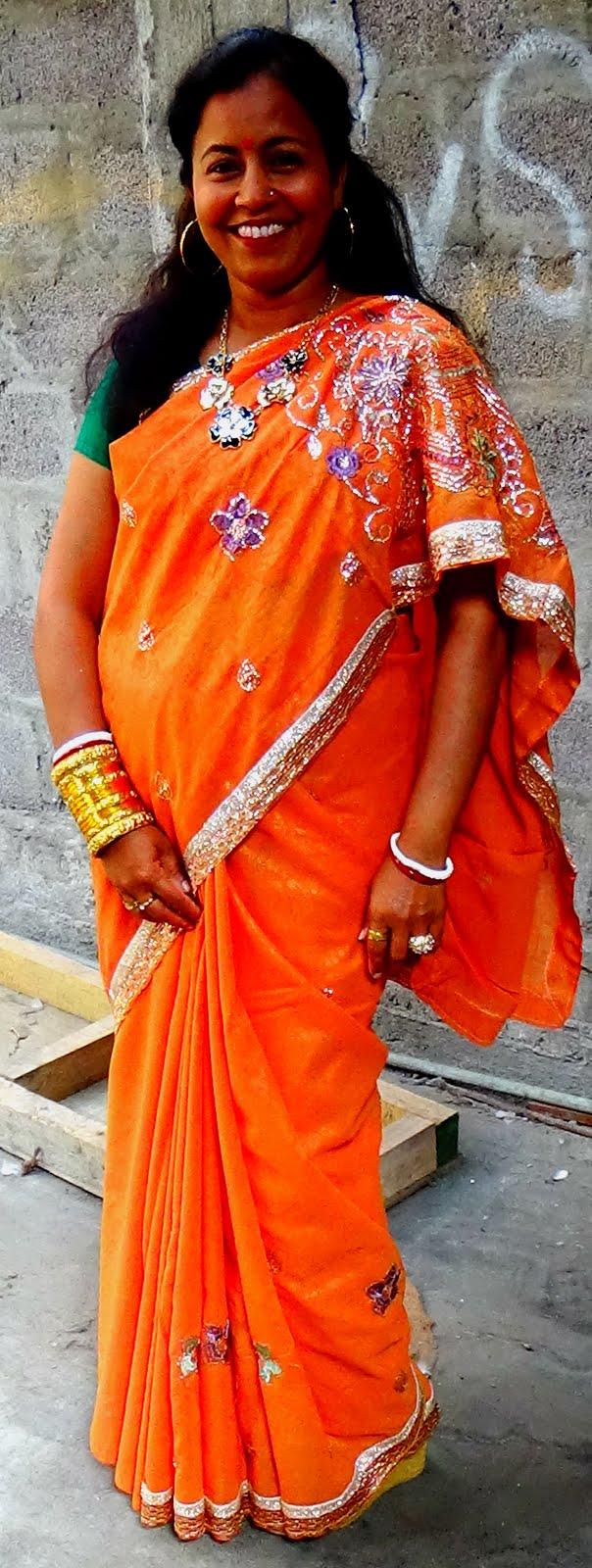 Shamoly Rani Nath, Profesora de Danza Indu
