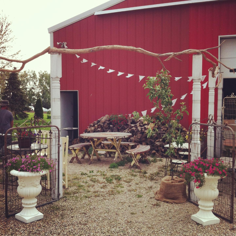 A Sort Of Fairytale: The Na Da Farm Barn Sale May 2013