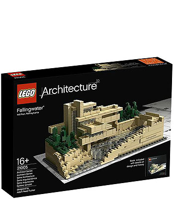 Lego Architecture Fallingwater4