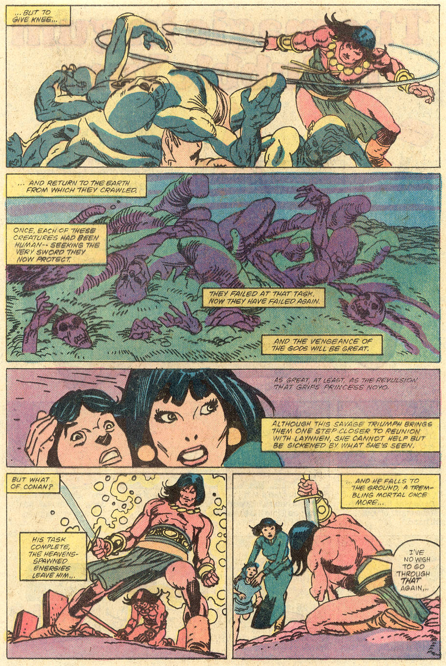 Conan the Barbarian (1970) Issue #129 #141 - English 11