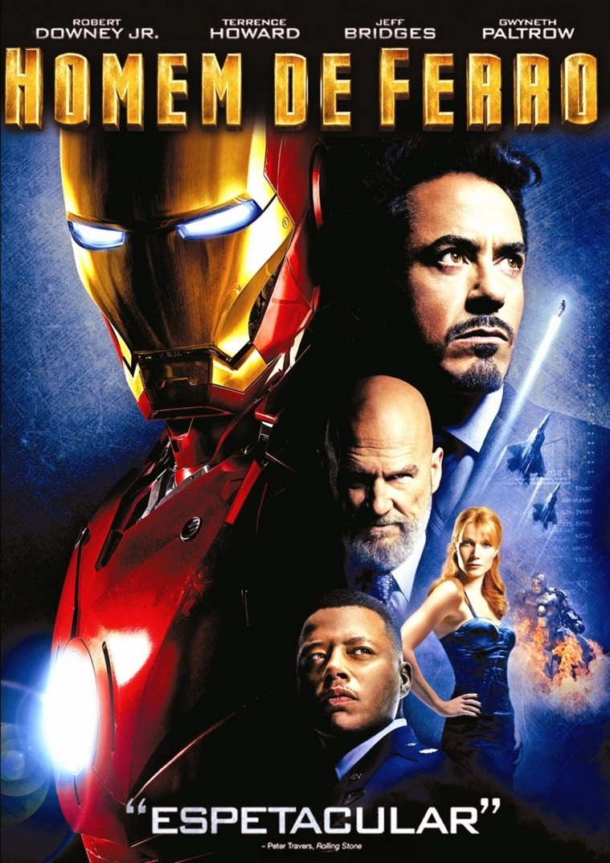 Homem de Ferro – Dublado (2008)