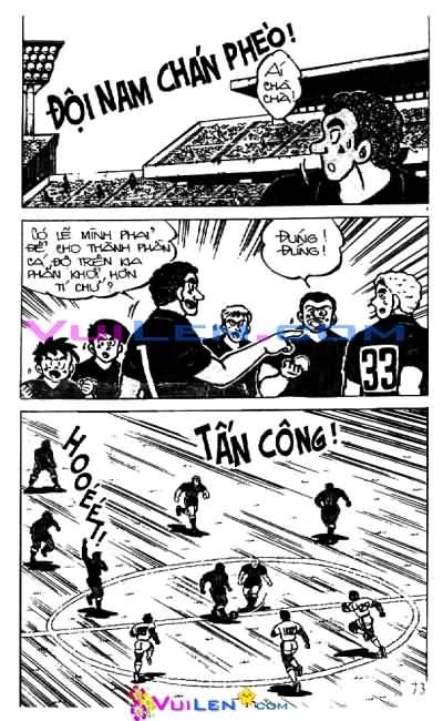 Jindodinho - Đường Dẫn Đến Khung Thành III Tập 27 page 73 Congtruyen24h