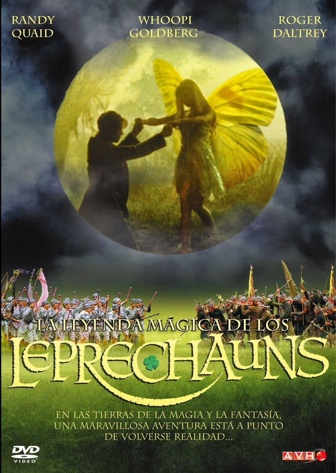 The Magical Legend of the Leprechauns (1999) tainies online oipeirates