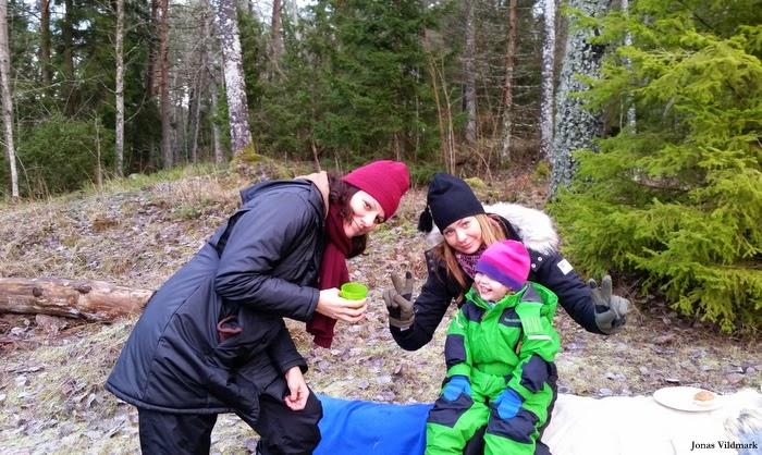 tipsrunda för barn natur