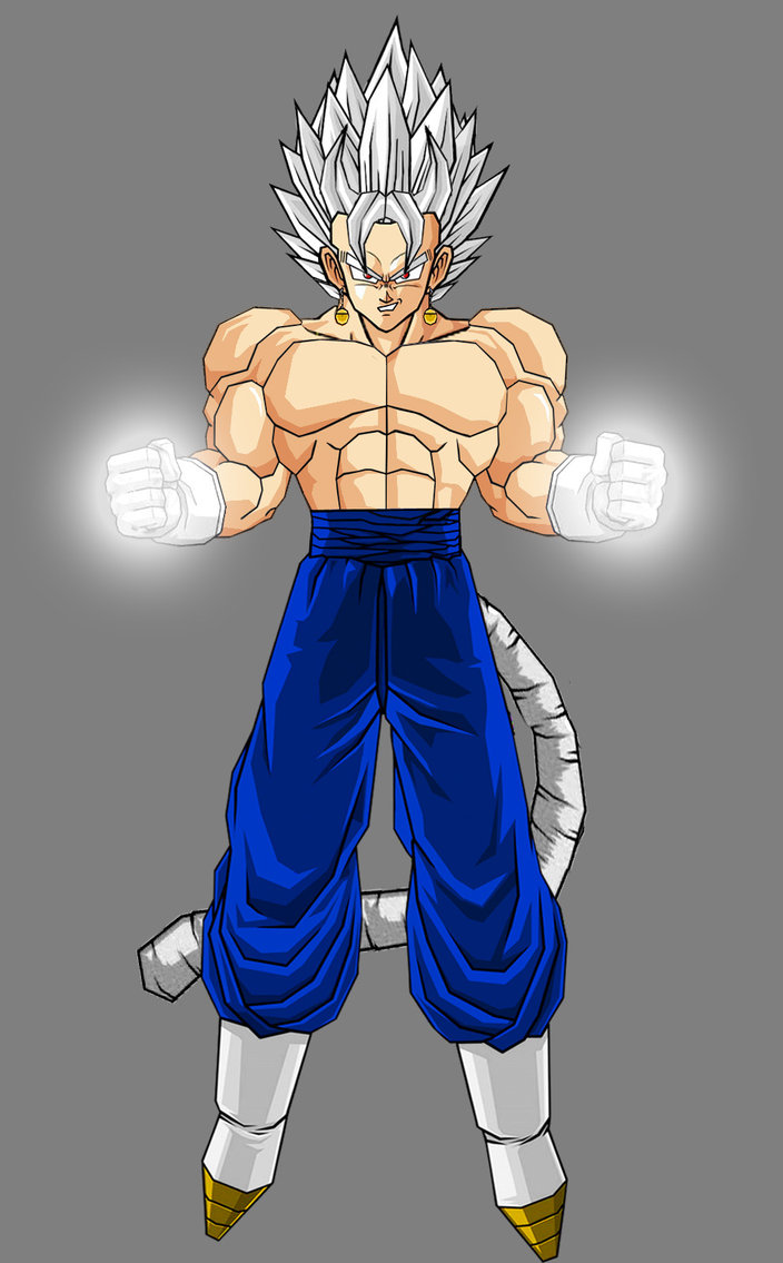 Dragon ball z wallpapers gogeta super saiyan 5 - Super sayen 10 ...