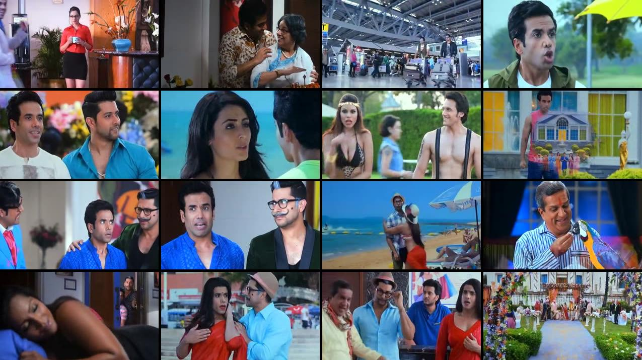 Kyaa Kool Hain Hum 3 2016 Hindi DVDScr 400MB x264 Screenshot
