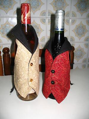 Оформление бутылки для мужчины своими руками