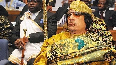 wasiat khadafi