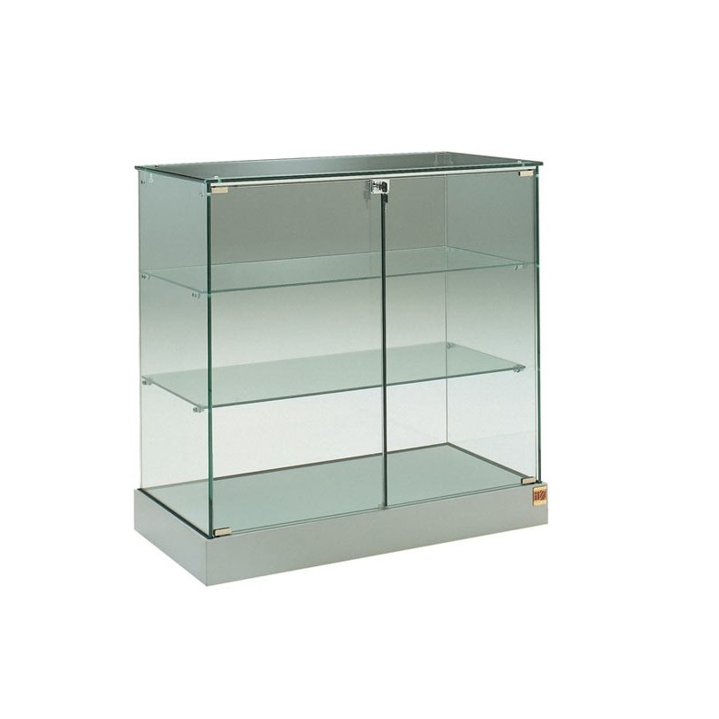 Tecnoglass vitrinas de cristal - Vitrina a medida ...