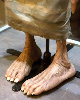 Dobby's Feet at WB Harry Potter Studio Tour in London