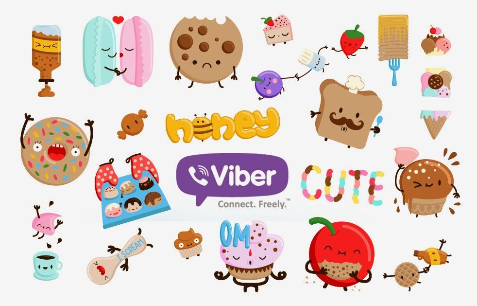 viber app stickers