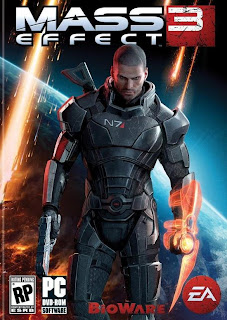 Mass Effect 3 PC Game (cover)