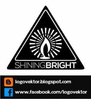 SHINING BRIGHT - Logo Vektor