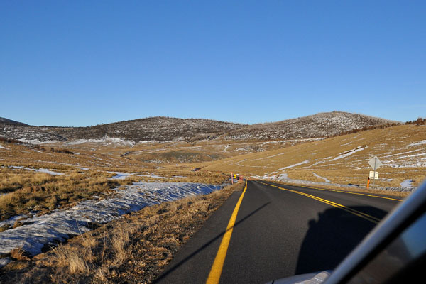 Snowy Mountains Road trip