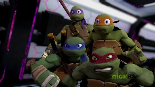 Hình ảnh phim Bộ Tứ Ninja Rùa 2