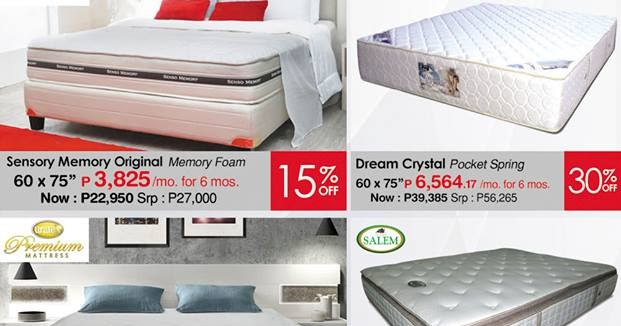 Manila Shopper Blims Fine Furniture Mattress Sale October 2015