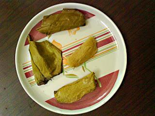 Steamed Jackfruit Dumplings